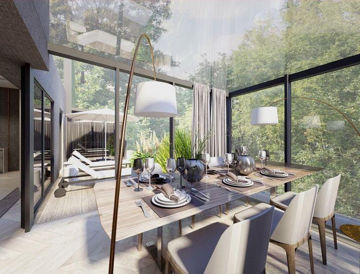 WARSAW GREY MODERN 4, project by EXITDESIGN