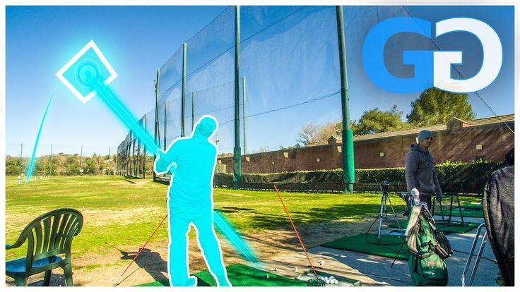 UK Golf Gear - Golf Tips: Sam Snead Golf Squat to Ben Hogan Ball Striking part 1