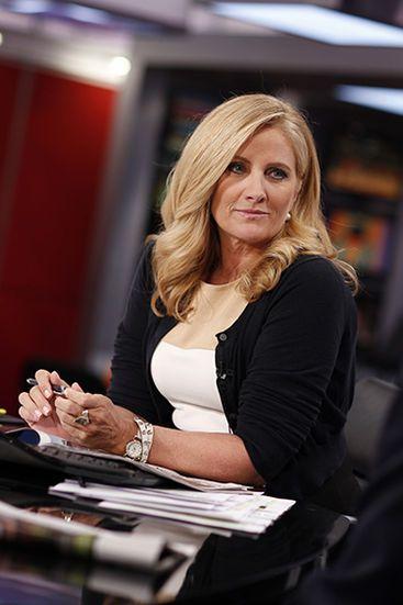 Alex Witt, MSNBC news anchor