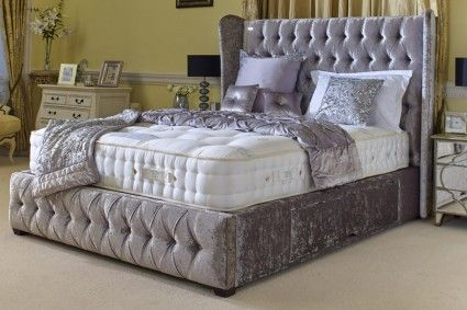 Duvalay Diamond Luxe King Size Divan Bed - 3000 MidasTouch pocket springs from £1,506.50