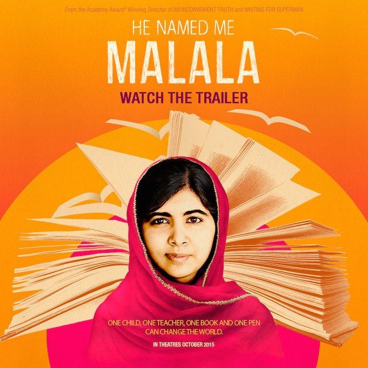 ÉL ME LLAMO MALALA es un íntimo retrato de la Ganadora del Premio Nobel de la Paz, Malala Yousafzai, que fue señalada como objetivo por los talibanes y sufrió graves heridas por arma de fuego cuand...