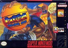 Rap Jam: Volume One All Super Nintendo Games: List of SNES Console Games Video Games. #snes #nintendo #fun #gaming #super #classicgames #games #geek #nerd #oldskool #retro #synergeticideas #pins #pinterest