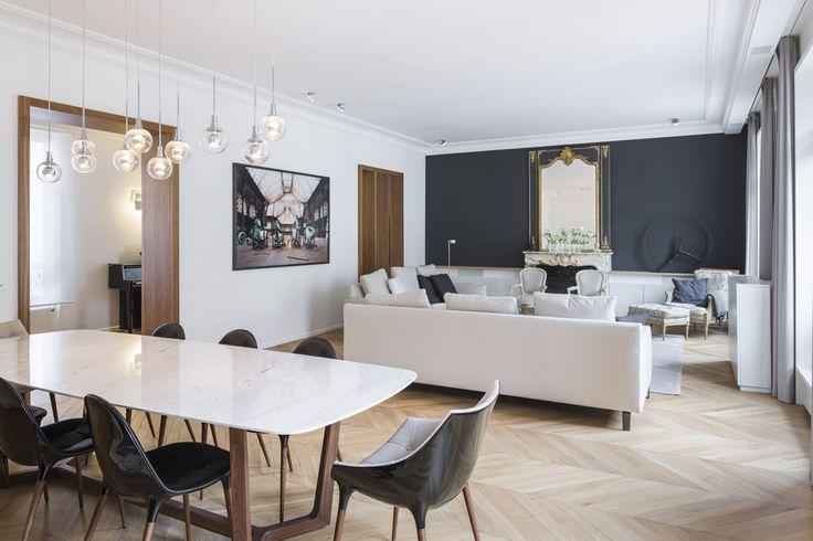 MONCEAU - Texier & Soulas architectes interieur parisTexier & Soulas architectes interieur paris
