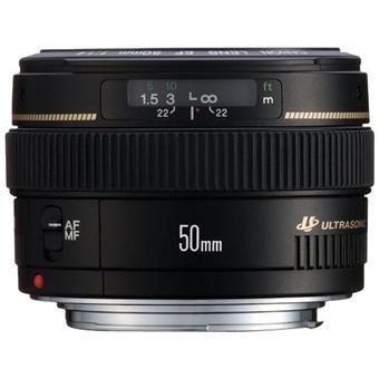 Objectif EF 50mm f/1.4 USM