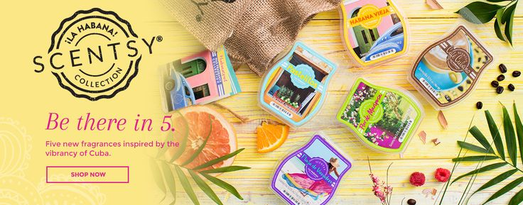 Find the Best Scented Wax & Warmers. Home & Body Products | Shop Scentsy  Support my small business!!! Love these scents inspired by #Cuba!!!