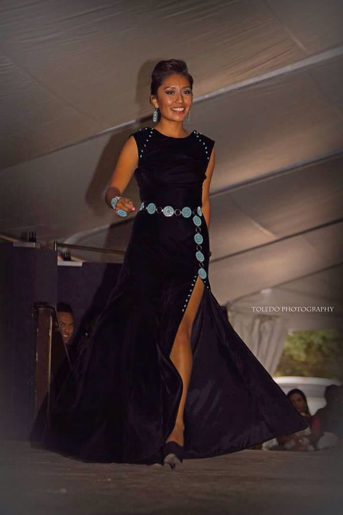 Shayne Watson, Navajo fashion designer