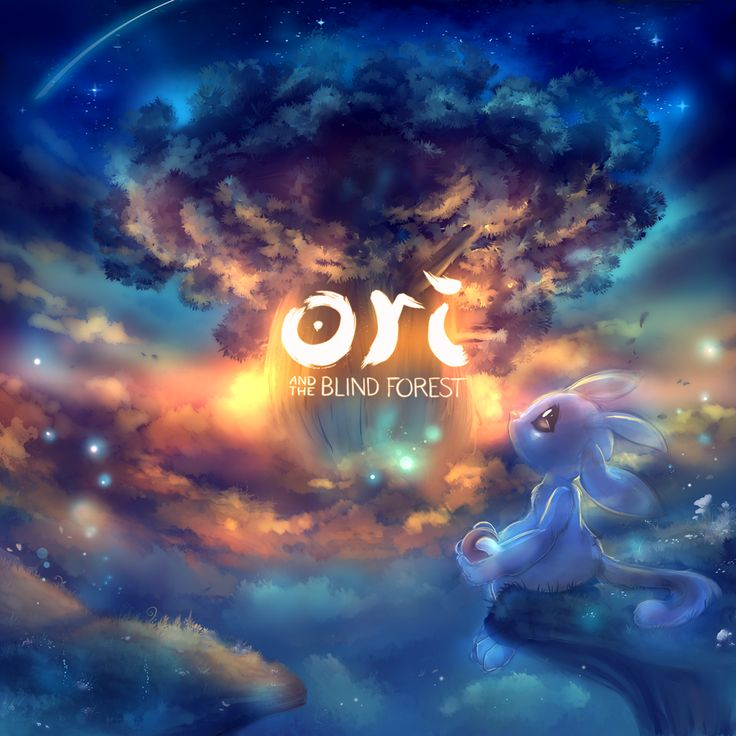 Ori and the Blind Forest fan art by littlepolka on @DeviantArt