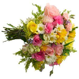 Cesta de flores e Flores de aniversário - Flores Online