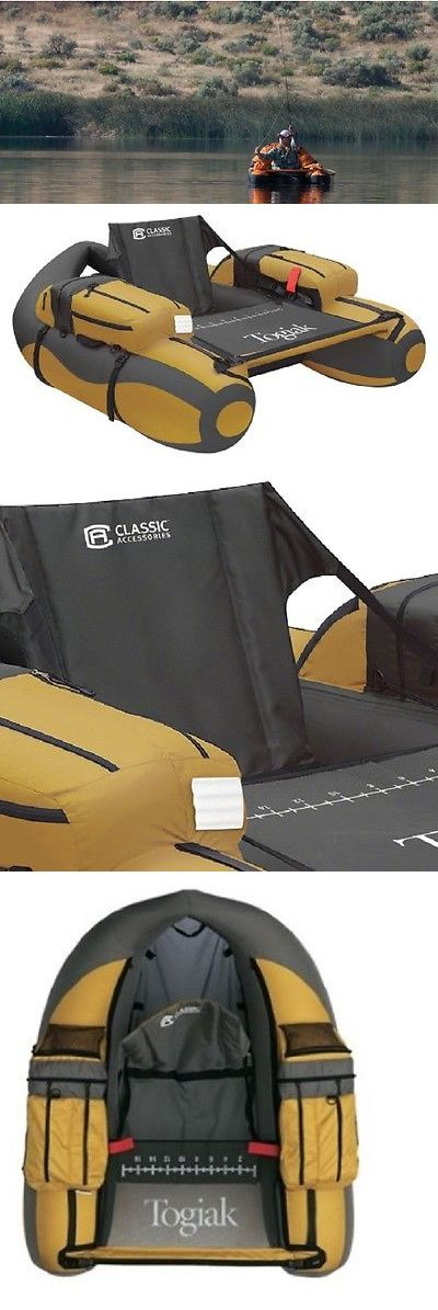 Float Tubes 179995: Pontoon Boat Designed Inflatable Tube Float Seat For The Serious Fisherman Stuff -> BUY IT NOW ONLY: $208.99 on eBay!