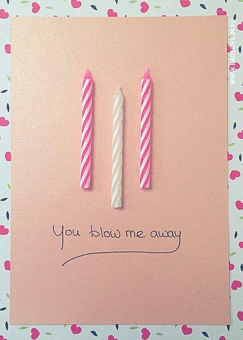 You blow me away - valentijns kaartjes zelf maken - te vinden op het creatief lifestyle blog www.badschuim.eu