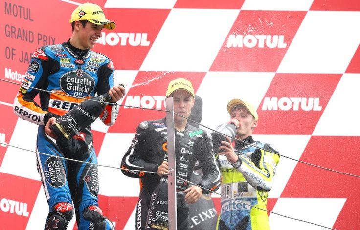 Alex Marquez, Moto3 race, Japanese MotoGP 2014