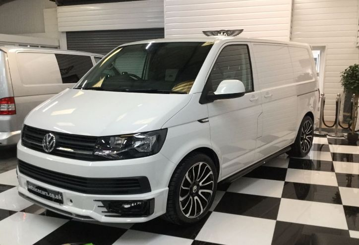 The 2019 Volkswagen Transporteroffers outstanding style and technology both inside and out. See interior & exterior photos. 2019 Volkswagen TransporterNew features complemented by a lower starting price and streamlined packages.The mid-size 2019 Volkswagen Transporteroffers a complete lineup with a wide variety of finishes and features, two conventional engines.