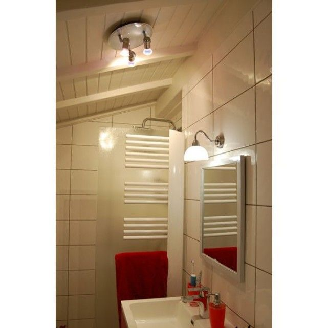 36 best salle de bain images on pinterest bathroom light fixtures and kara. Black Bedroom Furniture Sets. Home Design Ideas