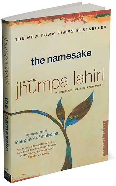 The Namesake by Jhumpa Lahiri: A story about immigrant experience, the clash of cultures, the conflicts of assimilation, and, most poignantly, the tangled ties between generations. The Namesake takes the Ganguli family from their tradition-bound life in Calcutta, India, through their fraught transformation into Americans.