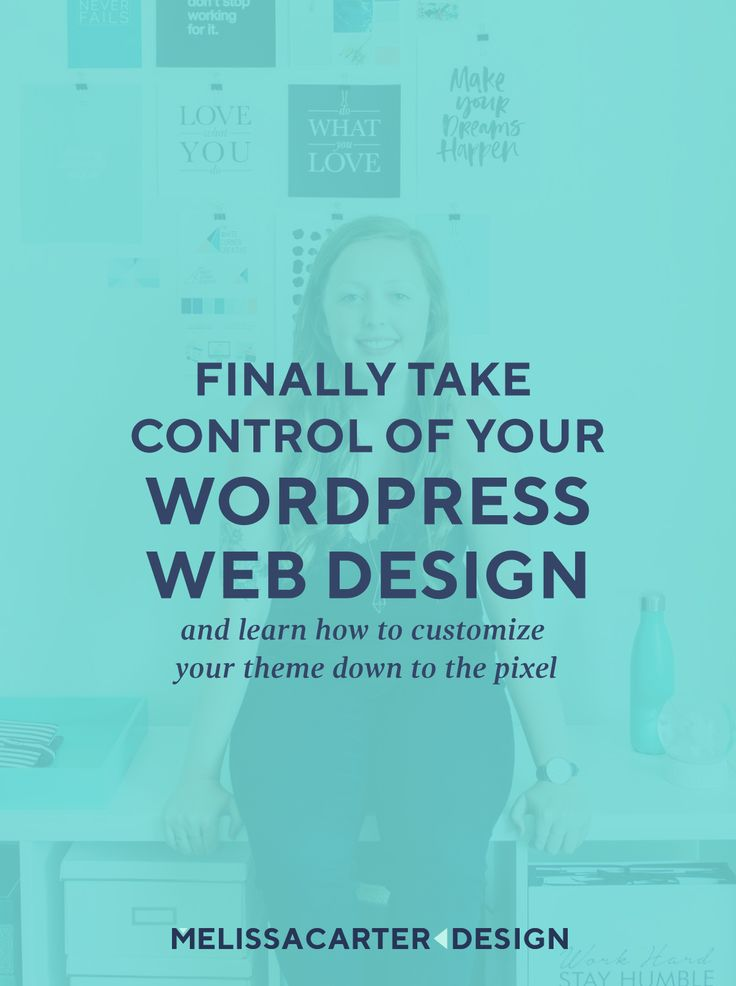 Finally take control of your WordPress site with easy-to-follow tutorials and insights on customizing your theme design down to the pixel.