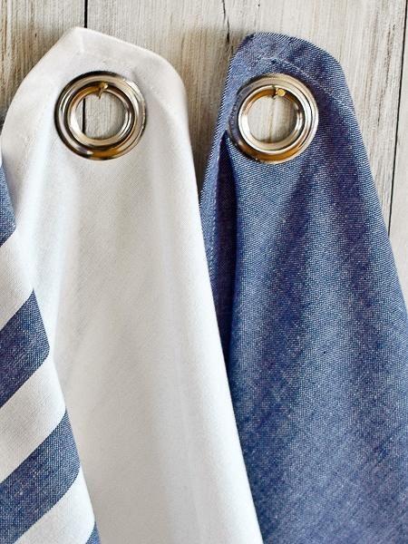 Denim Blue Tea Towels