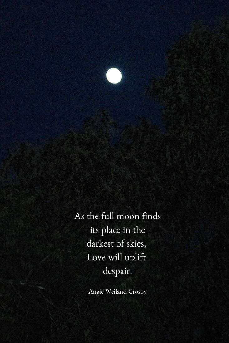 Inspirational Moon & Love in 7  Dark soul quotes, Moon love