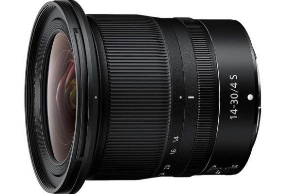 Nikon Nikkor Z 14 30mm F 4 S Genis Aci Tam Kare Aynasiz Lens