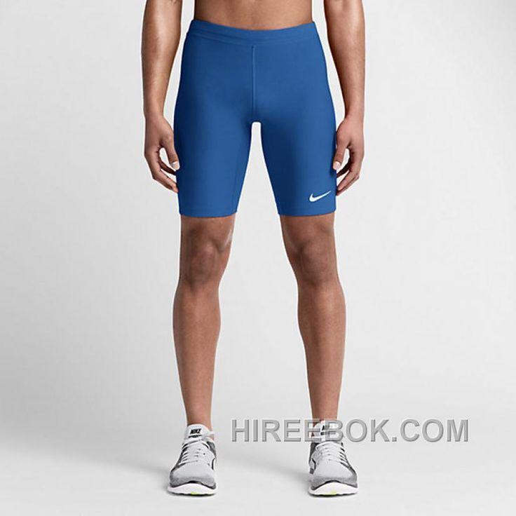 Nike Dry Tief Königliche BlauTief Königliche Blau  Running Shorts