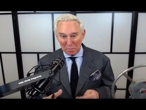 Roger Stone Was P0IS0NED, Possibly With P0L0NIUM: You Wont Believe By Whom - YouTube