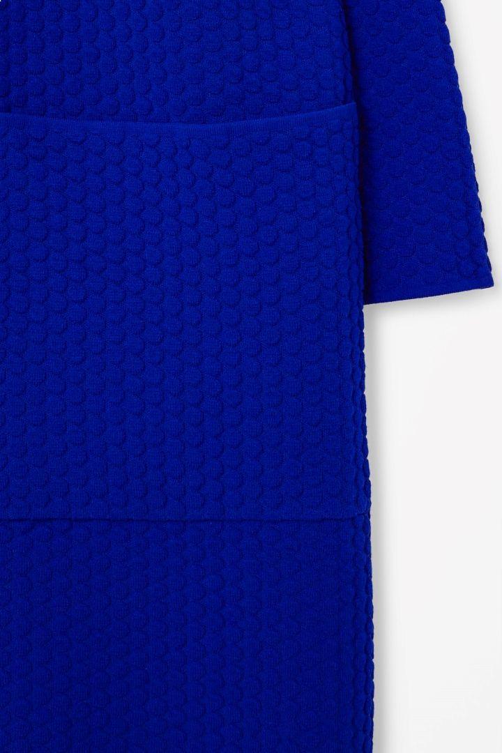 COS   Textured knit cardigan