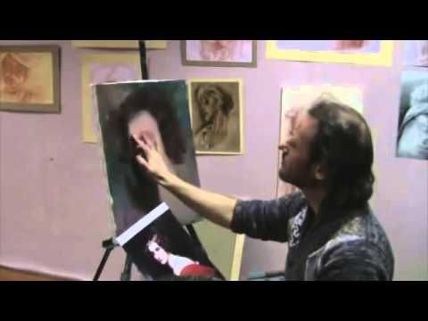 Free full Seminar how to paint portrait from Igor Sakharov