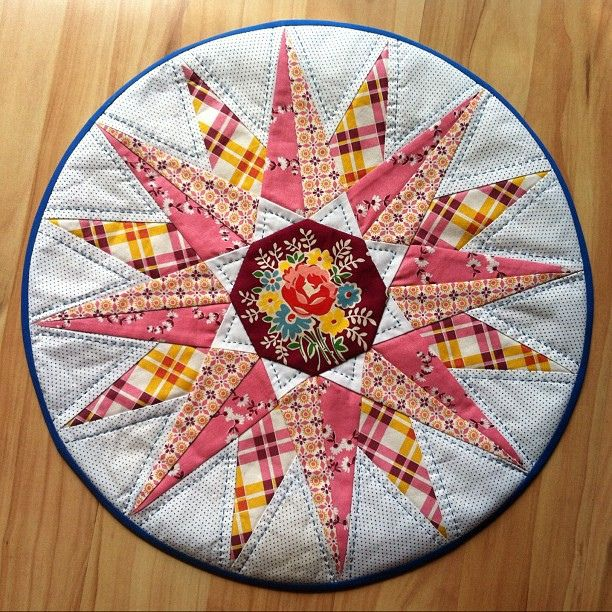 Mariners Compass - complete (I think) | Flickr - Photo Sharing!