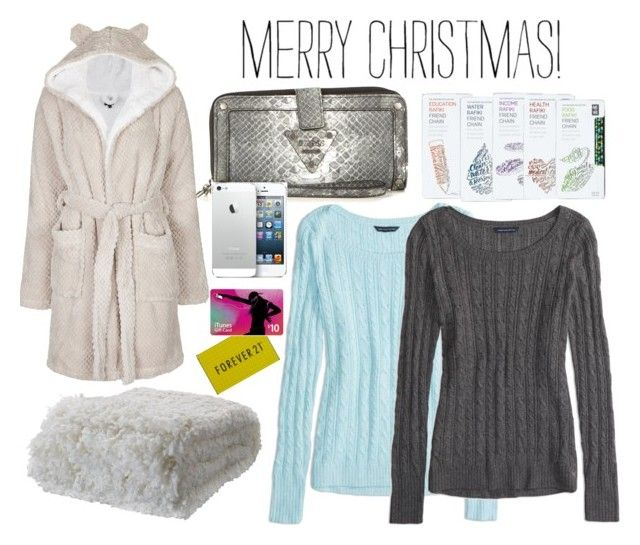 """""""Christmas wishlist 2014"""" by keisha-xo on Polyvore featuring GUESS, American Eagle Outfitters, Forever 21, Topshop and MeToWe"""