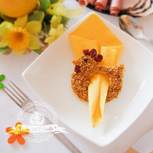 Serwetniki słodkie kurki | Świat Ciasta