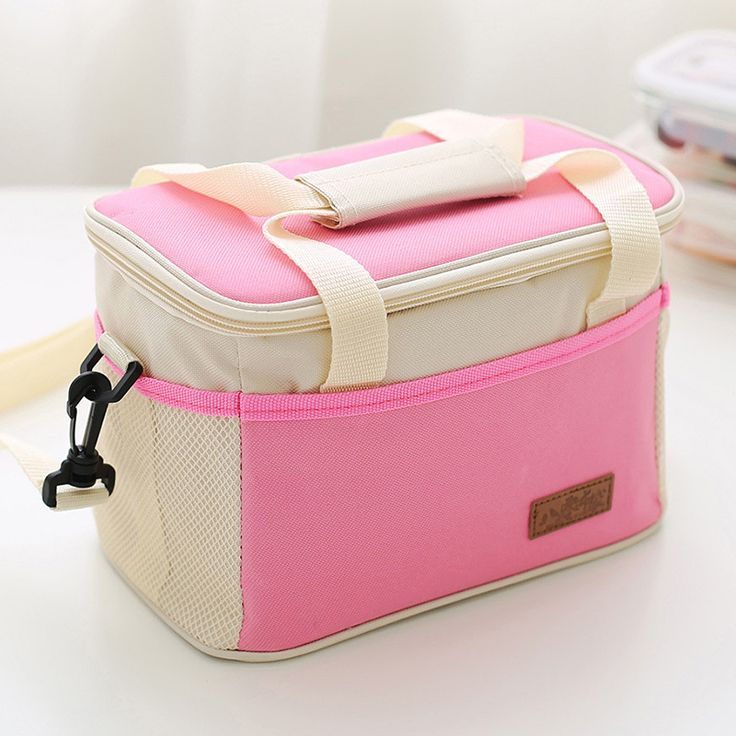 ==> [Free Shipping] Buy Best lunch bag thermal kids lunch box picnic food thermo cooler Online with LOWEST Price | 32775664634