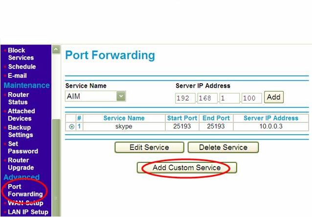 How to setup and access netgear port forwarding  netgear support phone number