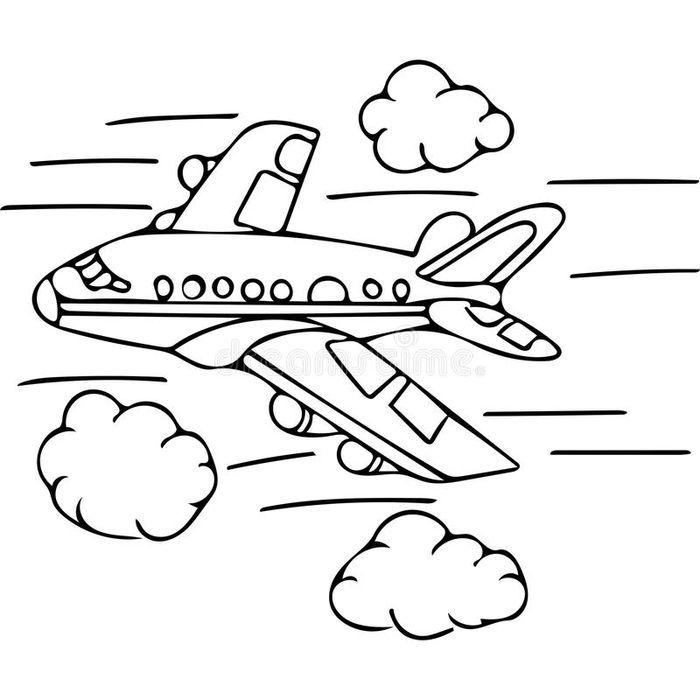 Airplane Coloring Pages Airplane Coloring Pages Birthday Coloring Pages Barbie Coloring Pages