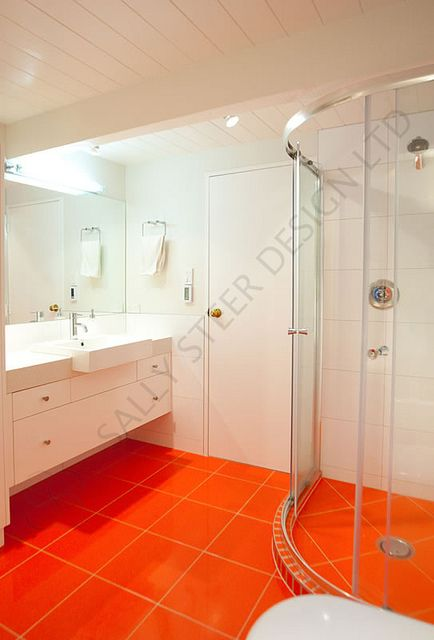 Bathroom 122 By Sally Steer Design. Wellington. NZ