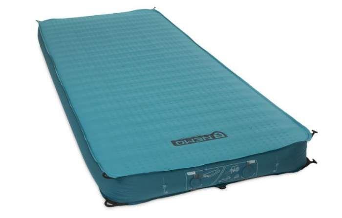 Nemo Roamer Self Inflating Sleeping Pad 4 Inches Thick Camping Sleeping Pad Sleeping Pads Camping Pad