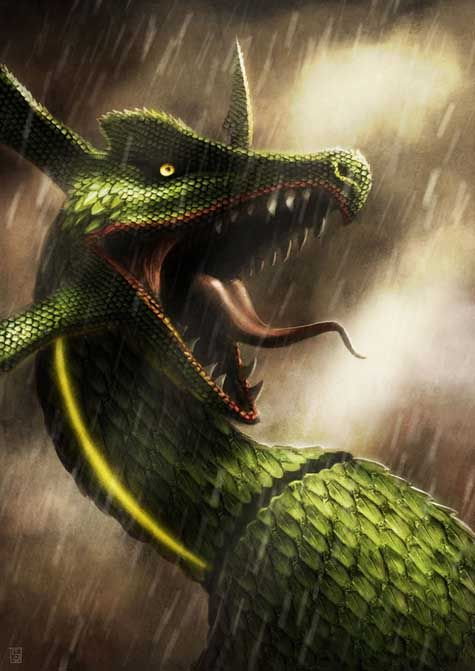 25 unbelievably realsitc pokemon - this rayquaza isy favourite but all of them are pretty awesome!