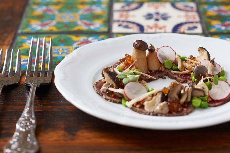 Epocha Restaurant in Carlton offers a menu that has strong European roots and offers a new stamp on time-honoured cuisine.