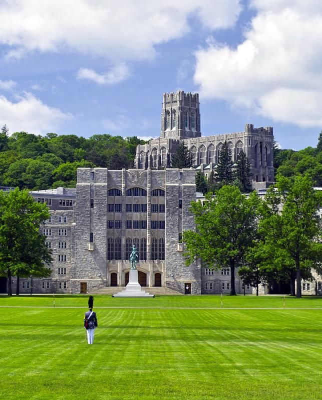West Point Military Academy.  Went to see my brother while he was there
