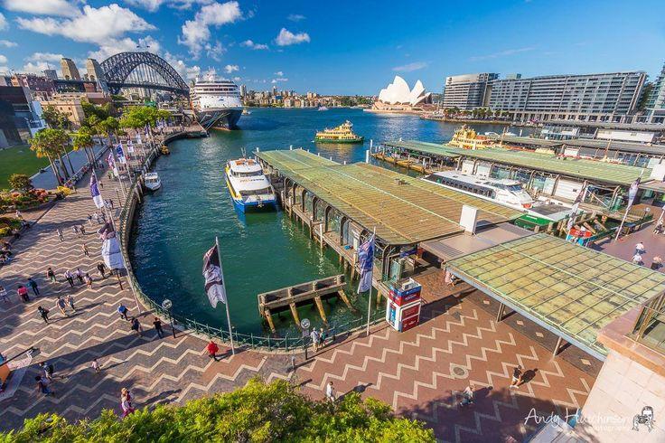 Circular Quay, Sydney, NSW - a wonderful spot