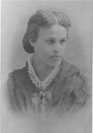 Dr. Sarah Loguen Fraser (January 29, 1850 - April 1933), the first African American to graduate from Syracuse University College of Medicine in 1876, one of the first African American Women to earn a medical degree.
