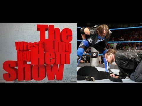 Wrestling Mayhem Show 536: So what do you REALLY think of Smackdown? - Wrestling…