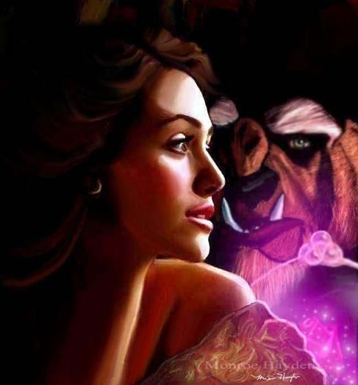 846 Best Images About Beauty And The Beast On Pinterest