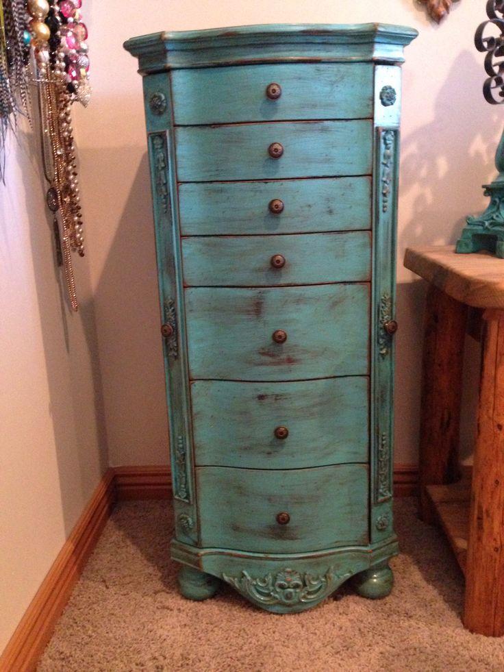 Western Turquoise Furniture Rustic Ideas Pinterest Turquoise Furniture Paint Furniture