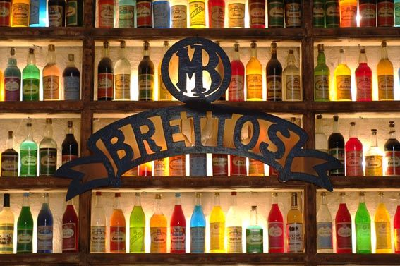 Brettos Bar-Athens nightlife