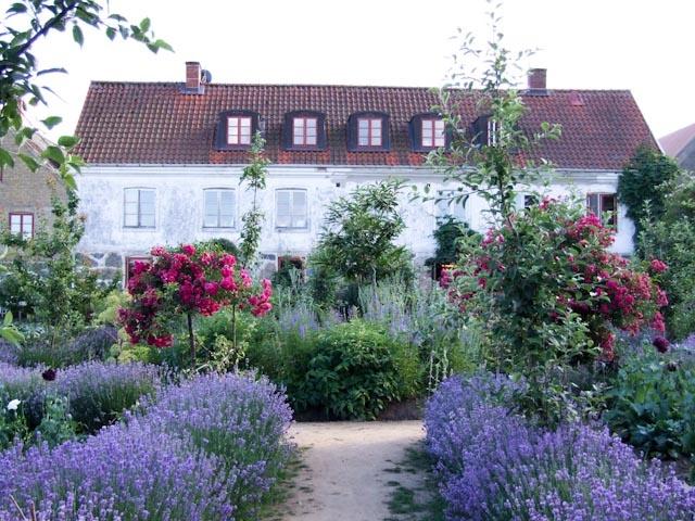 Mandelmanns trädgård