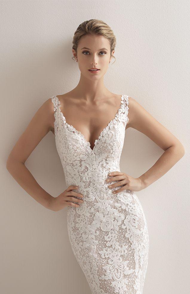 Vestidos de novia q no sean blancos