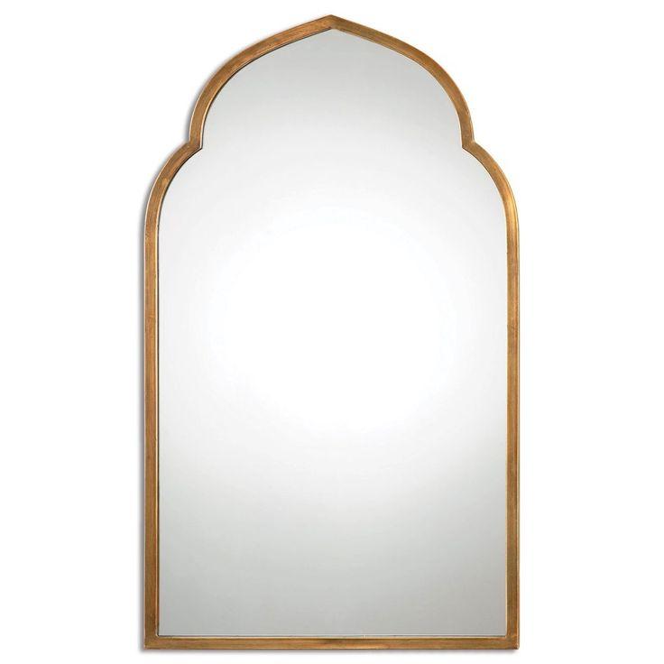 Uttermost Kenitra Gold Arch Mirror12907