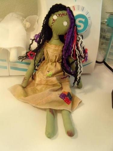 Zombie Doll - TOYS, DOLLS AND PLAYTHINGS
