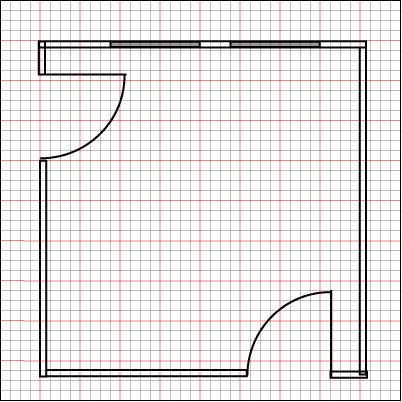How to Draw a Floor Plan to Scale: 7 Steps (with Pictures)