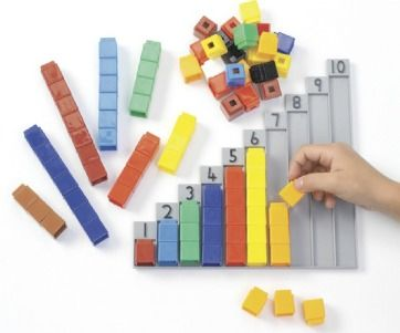 78 Best images about unifix cubes on Pinterest | Number words ...