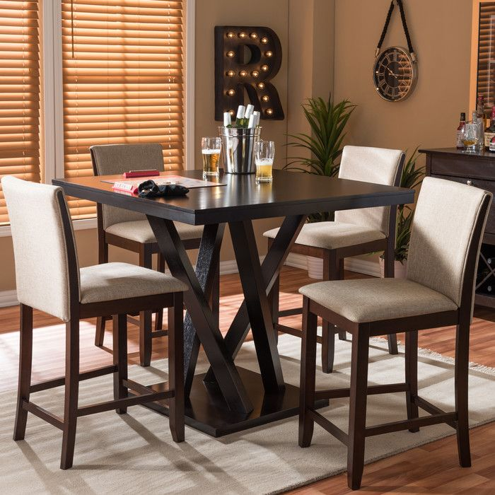 Shop Wayfair For Pub Tables Bistro Sets To Match Every Style And Budget Enjoy Table SetsPub TablesDining